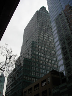 The McGraw Hill Building At 330 West 42nd Street, Built In 1930, Is  Unusually Blue Green. In Fact, Architect Raymond Hoodu0027s Use Of Glazed Terra  Cotta Tiles ...