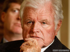 Massachusetts Sen. Ted Kennedy, known as the