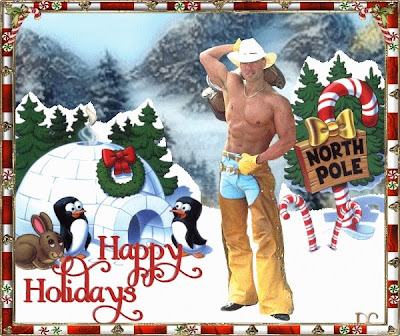 Christmas Cowboy