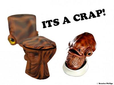 'Its' a crap!'