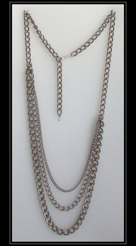 Heavy Metal Necklace (art.2.12)