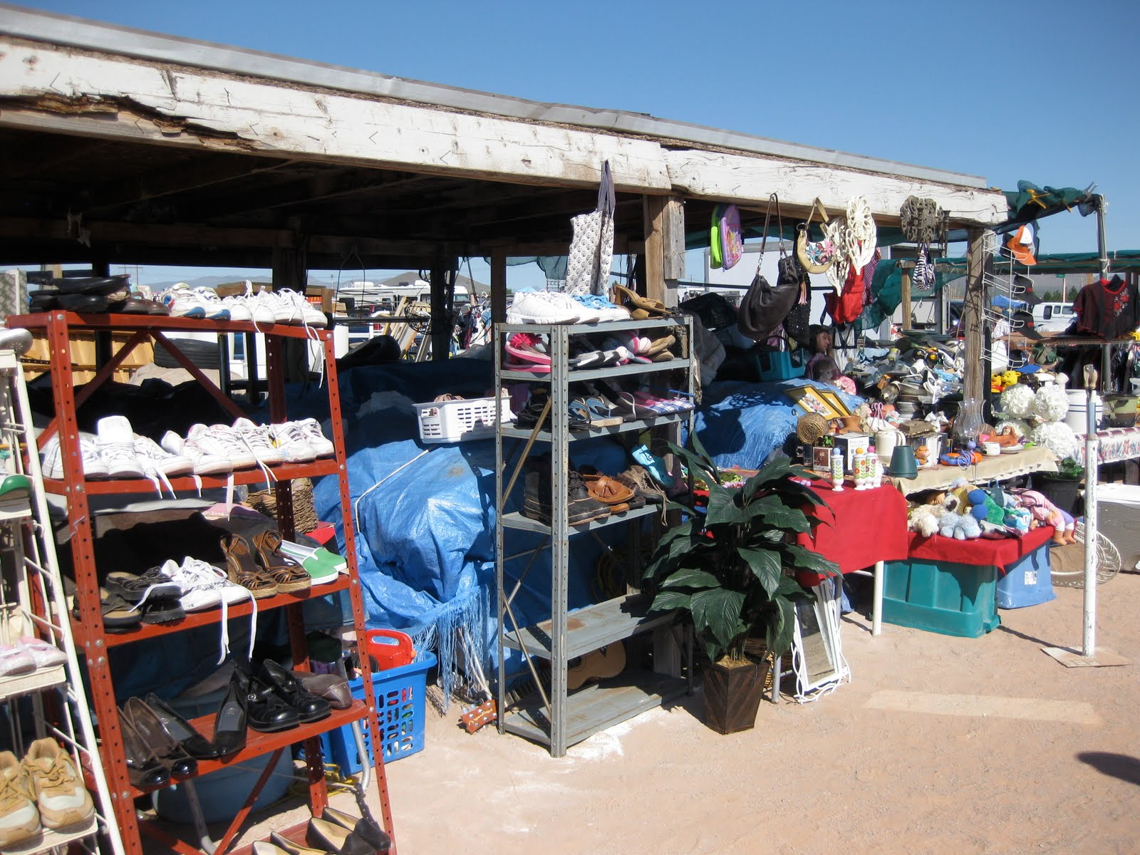 Flea market las cruces