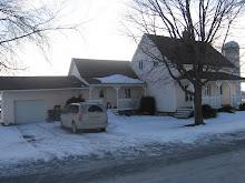 Notre maison à Wotton, Québec