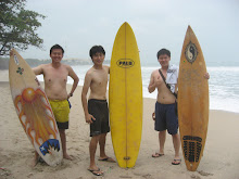 Surfing, Kuta Beach
