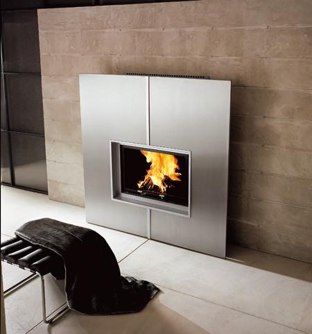 Principalprimera calor de hogar for Estufa hogar moderna