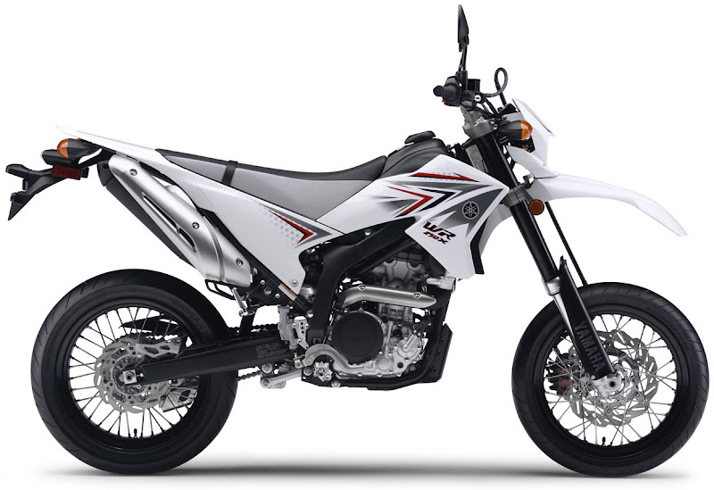 Modif New Yamaha WR250X