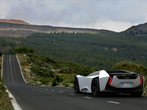 Lamborghini Madura Concept Car