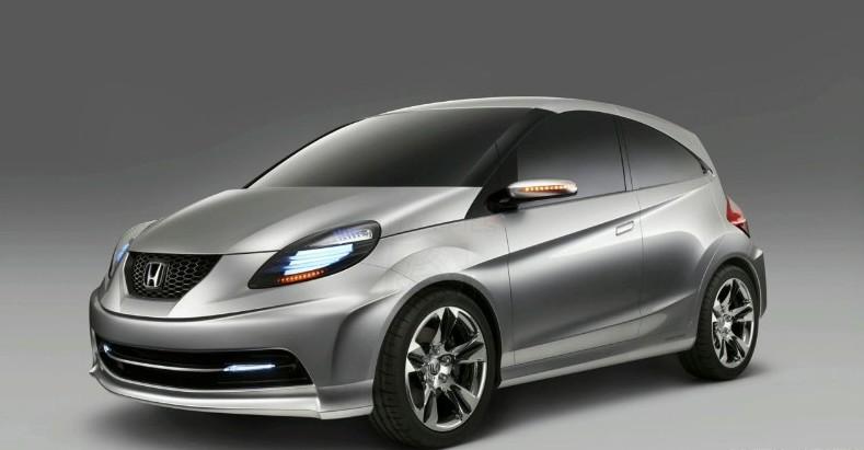 2010 Honda New Small Concept
