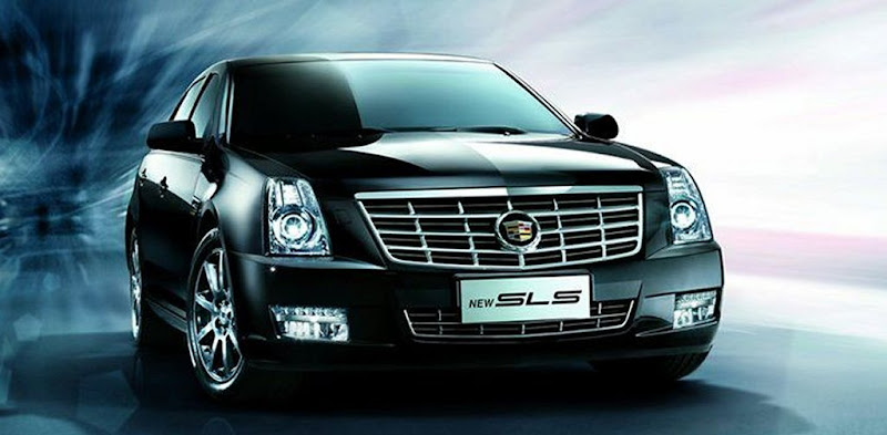 2010 Cadillac SLS pictures