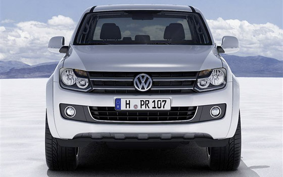 NEW Volkswagen Amarok picture