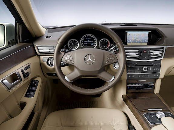 2010 Mercedes-Benz E350 Coupe interior