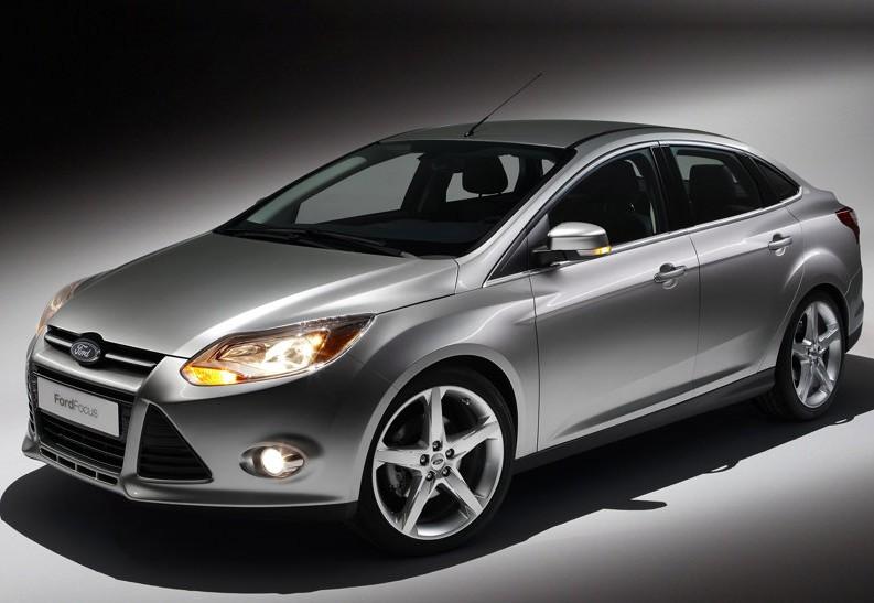 2011 Ford Focus Sedan