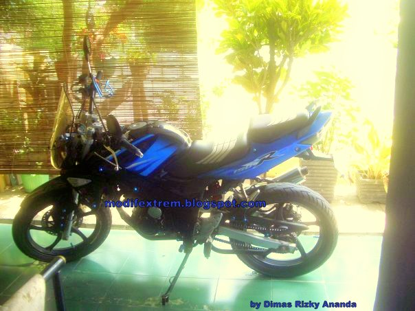 Minerva Modification 150 CC Honda CBR