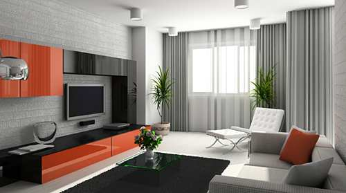 Modern Living Rooms design