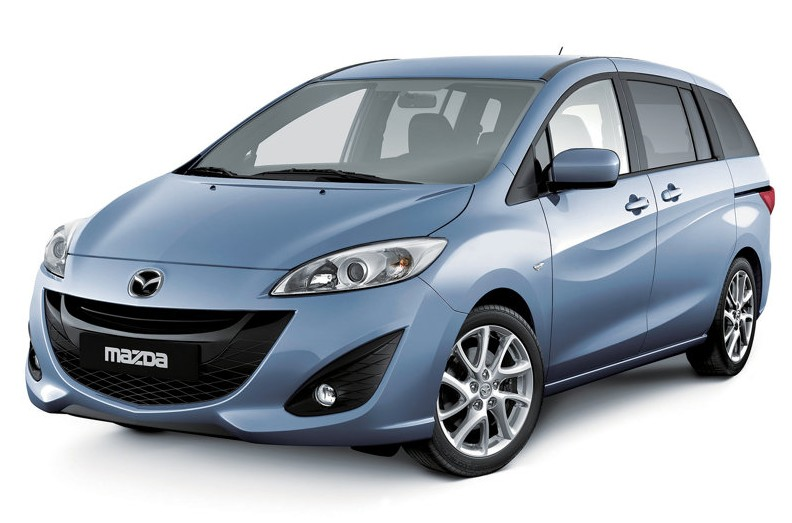 2011 Mazda 5