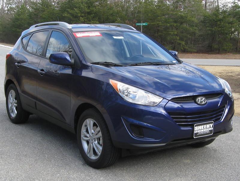 Hyundai Tucson GLS ( 2010 )