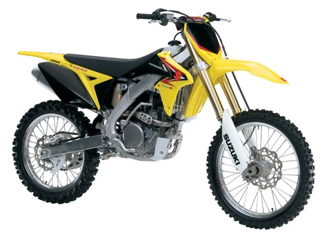 New Suzuki RM-Z250 ( 2010 )