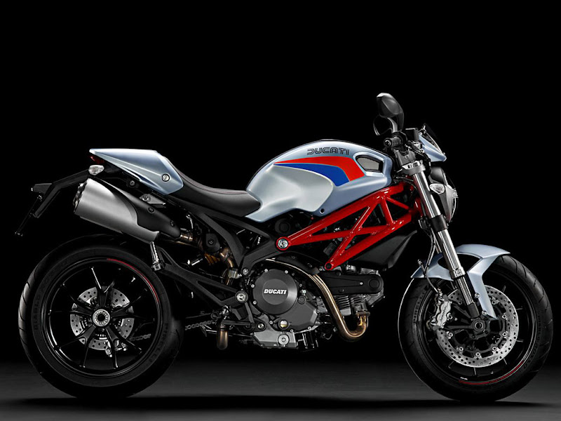 MOTORCYCLE MODIFICATION | NEW DUCATI MONSTER 796 ( 2011 ) REVEALED