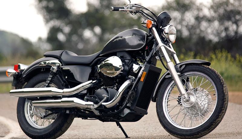 NEW HONDA SHADOW RS ( 2010 )
