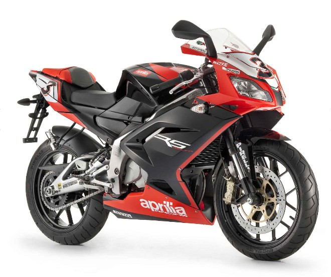 APRILIA RS 125 (2010) MOTORCYCLE