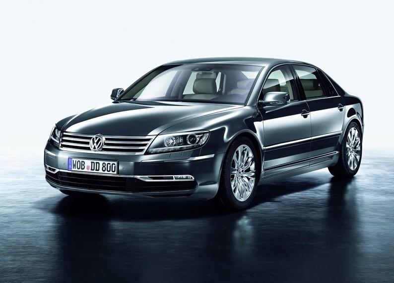 ( 2011 ) New Volkswagen Phaeton