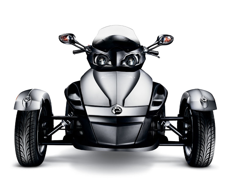 ( 2010 ) NEW CAN-AM SPYDER ROADSTER RS-S