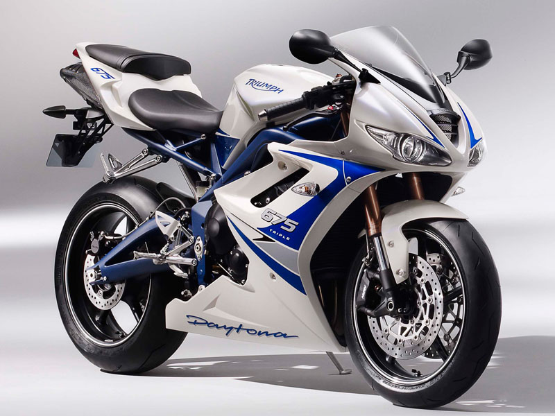 ( 2010 ) NEW TRIUMPH DAYTONA 675 SE