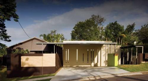 Modern House Design Refined Circulation