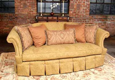 Classic living room design sofa