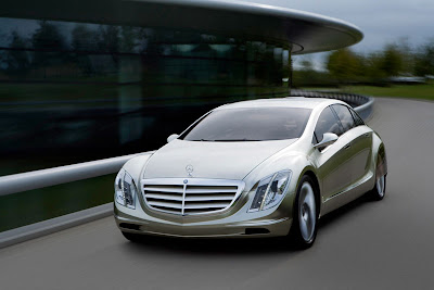 Mercedes Luxury Cars F700