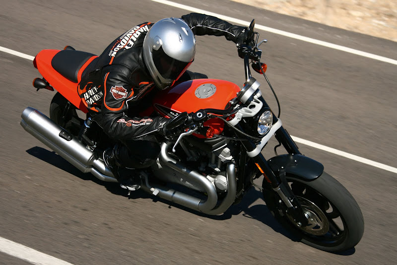 New Harley-Davidson XR1200 Wallpapers 2010