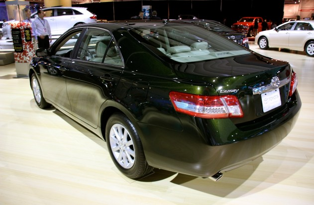 2010 Toyota Camry picture