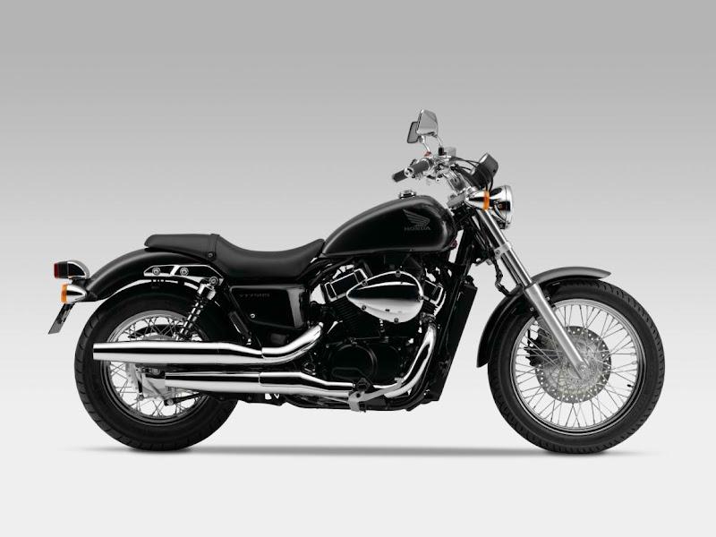 ( 2010 ) NEW HONDA VT750S PICTURE