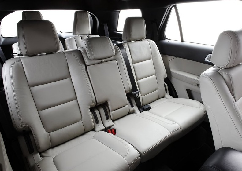 2011 New Ford Explorer Review