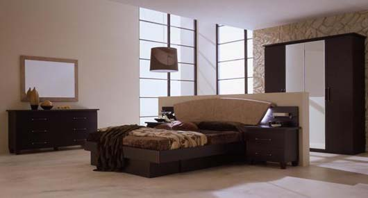 Platform Bed Design Furniture