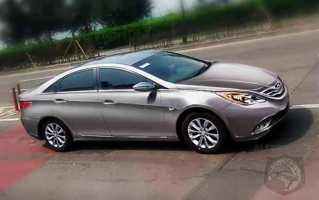 2011 New Hyundai Sonata SE Review