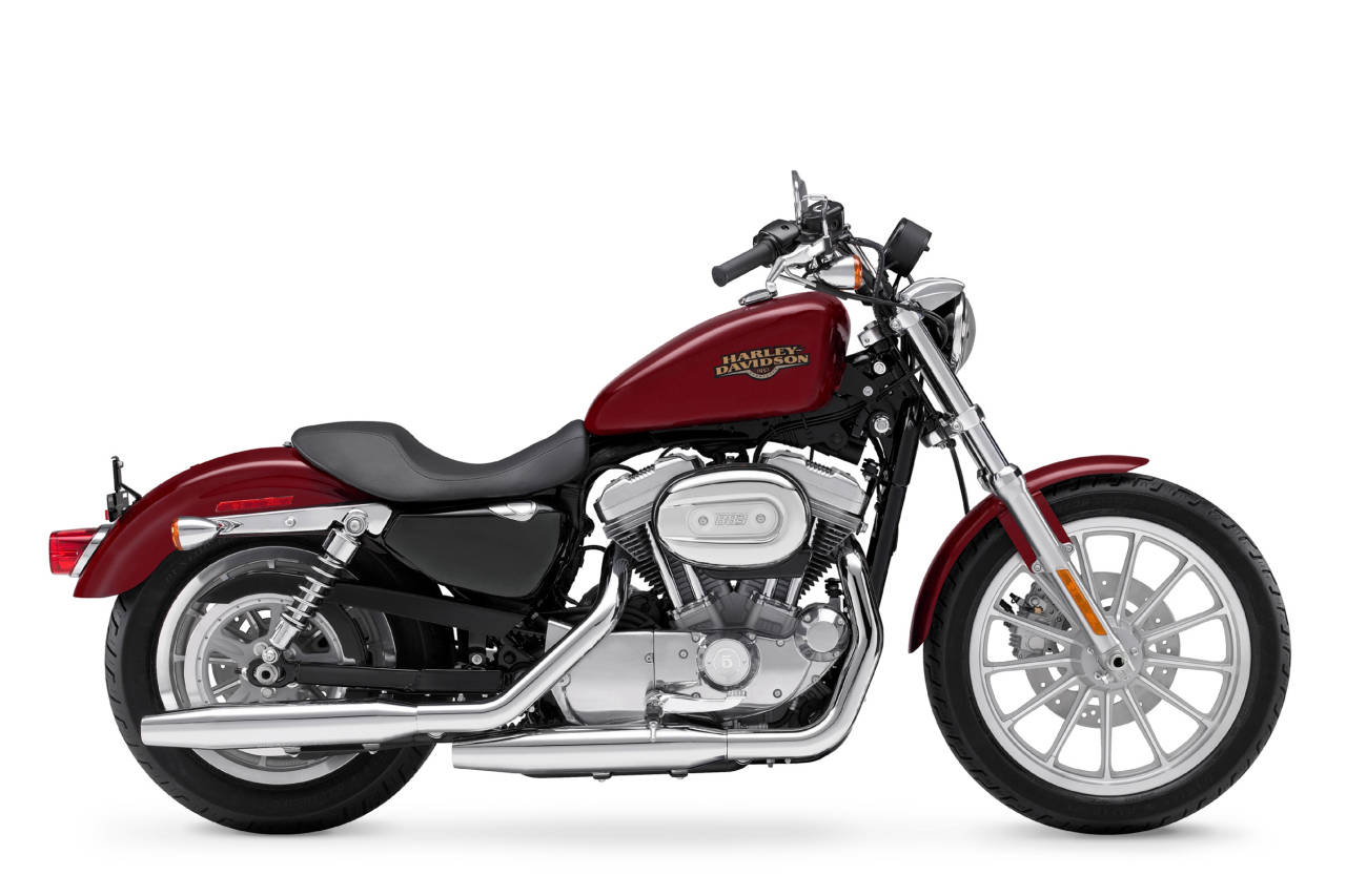 New Harley Davidson Sportster Superlow Bike Motorcycle