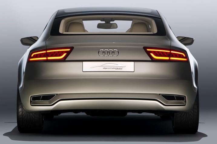 2011 Audi A7 Sportback Concept