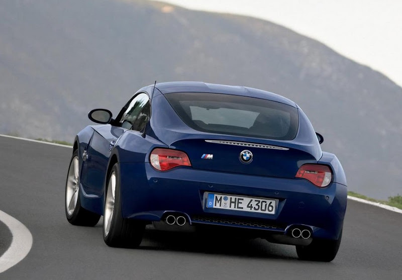 BMW Z4 M Coupe 2009