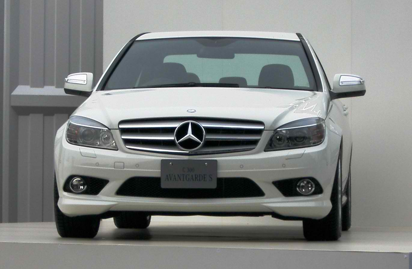 2010 mercedes benz c300 avantgarde test drive new car. Black Bedroom Furniture Sets. Home Design Ideas