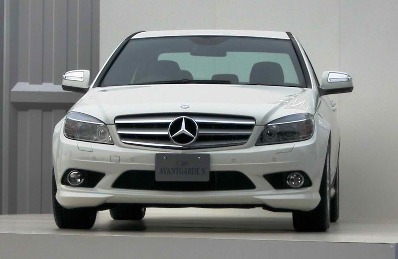 2010 Mercedes-Benz C300 Avantgarde