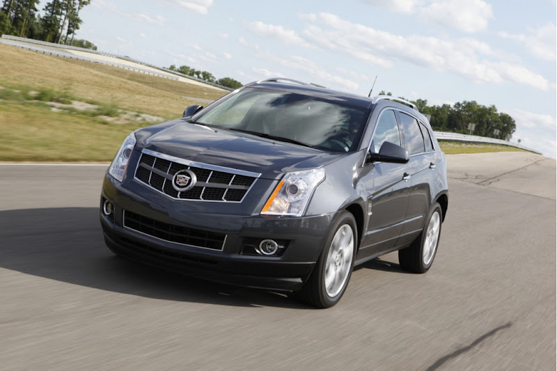 2010 New Cadillac SRX Full Review