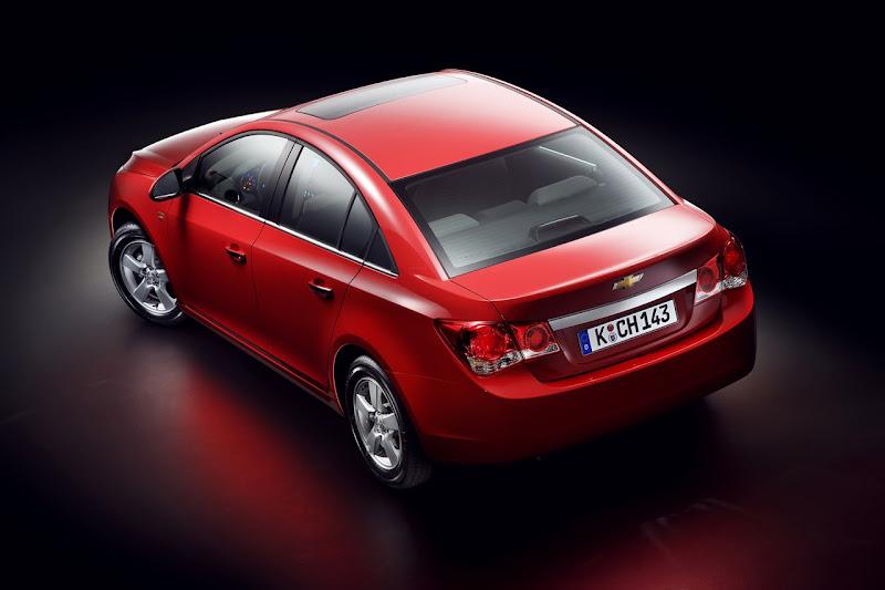 2011 New Chevrolet Cruze