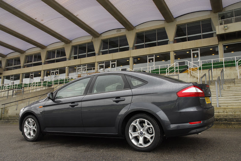 2010 Ford Mondeo Limited Edition
