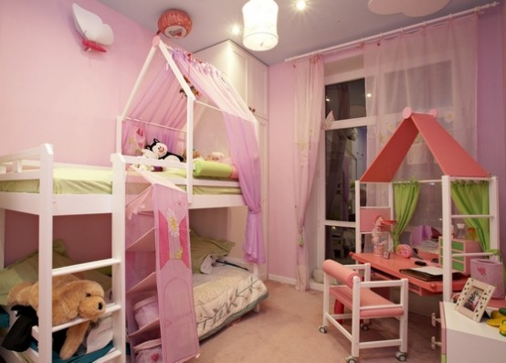 Unique Children Room Designs