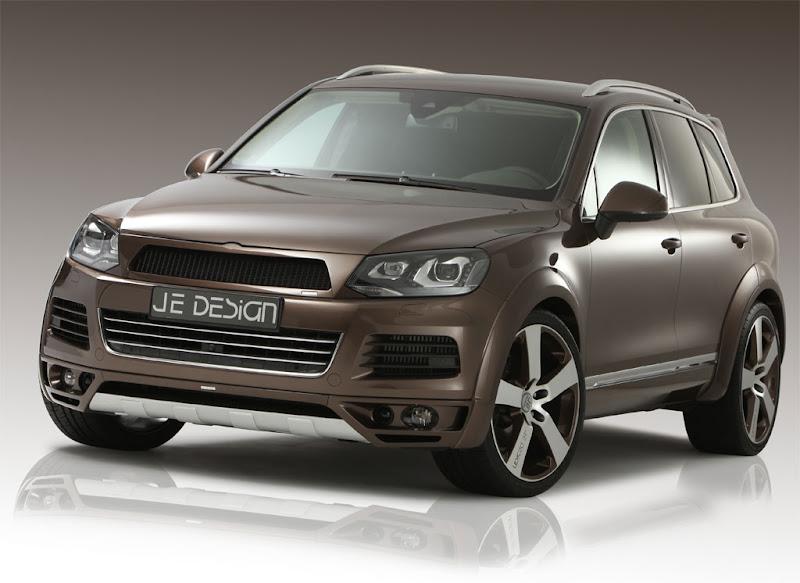 2011 Volkswagen Touareg JE DESIGN