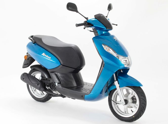 Scooter Peugeot Kisbee Review