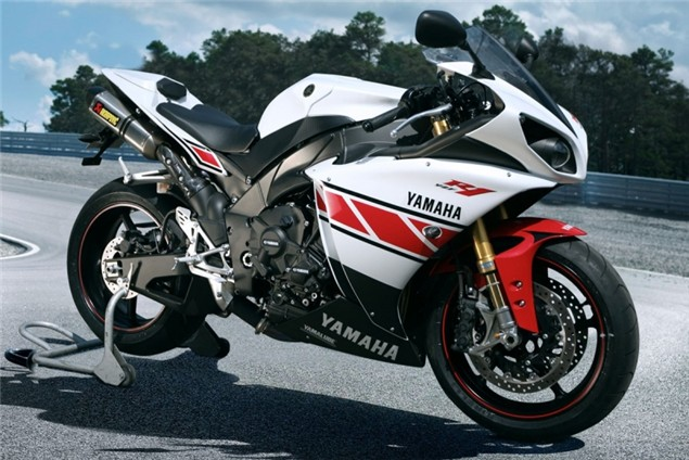 Automotif Yamaha R1 Special Factory Edition