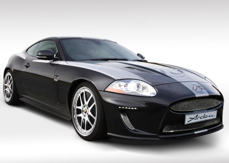 2010 Jaguar XKR 75 By Arden Concept