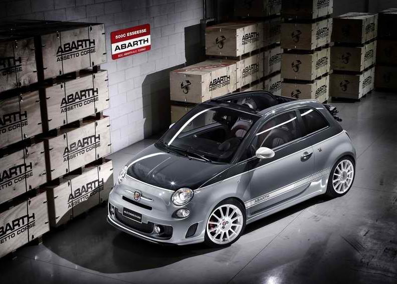 2011 Fiat 500C Abarth Esseesse